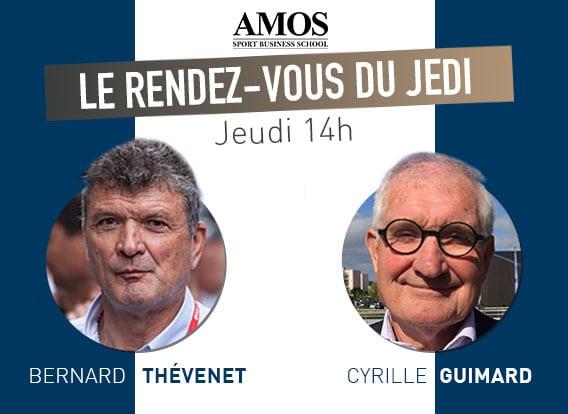 Bernard Thévenet et Cyrille Guimard en Live ce jeudi 9 avril !