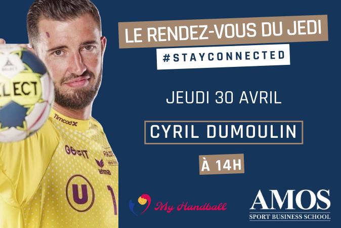« Sportaidons » avec Cyril DUMOULIN !