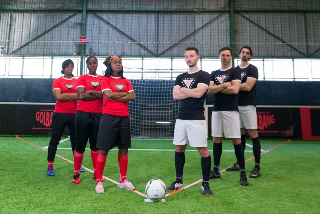 Golbang 3v 3 Football : Le sport qui « mélange les genres » !