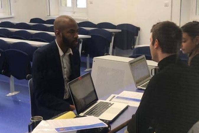 Le Forum AMOS des Métiers et de l'Emploi dans le Sport à Marseille