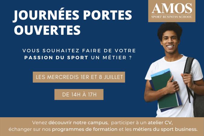 Les Journées Portes Ouvertes AMOS Toulouse - 1er et 8 juillet