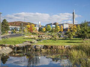 Ambiance générale campus