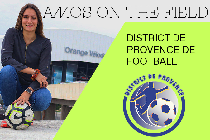 [AMOS ON THE FIELD] LE DISTRICT DE PROVENCE