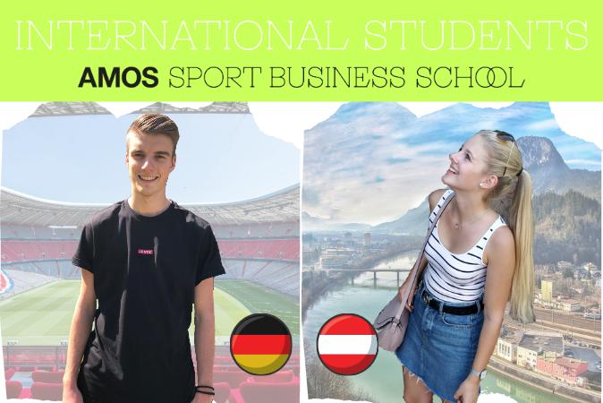 Anna et Daniel, à la découverte de nos étudiants internationaux