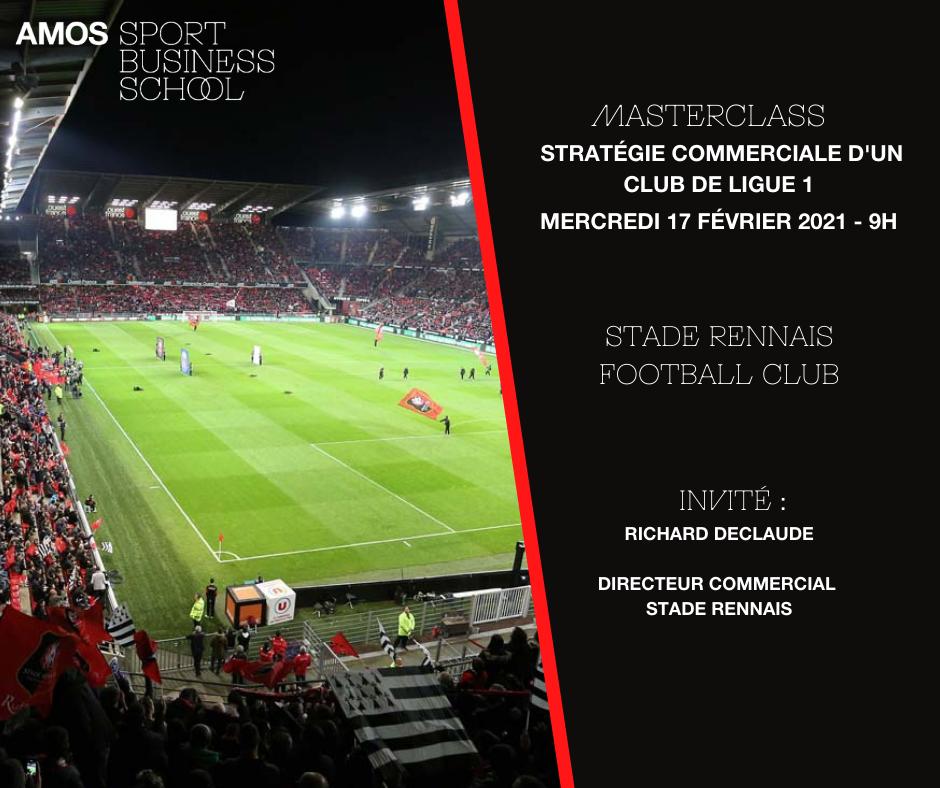 Le Stade Rennais s'invite à AMOS Rennes !