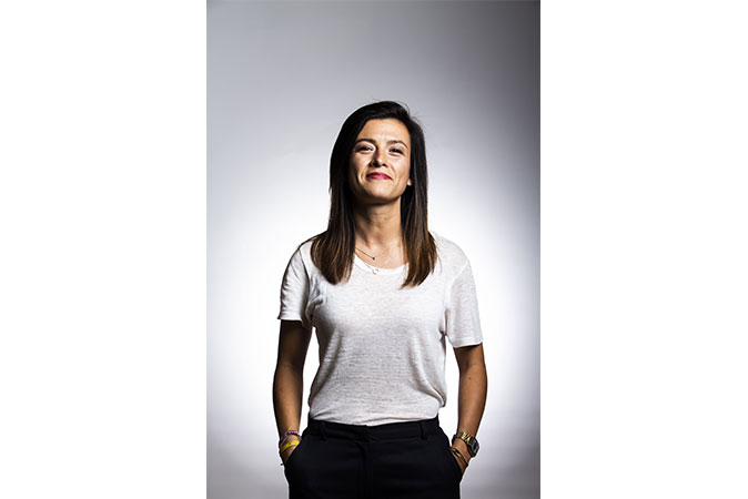 Camille NAUDE, Directrice de «l'AMOS WOMEN'S FRENCH CUP»