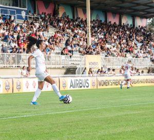 AMOS WOMEN'S WFC 2019 - Sakina Karchaoui